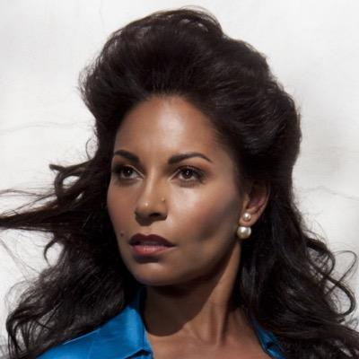 Salli Richardson Social Profile