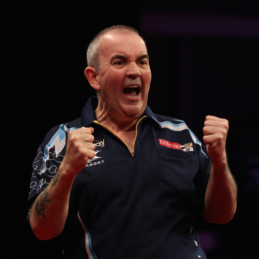 Phil Taylor Social Profile