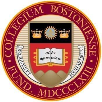 Boston College Social Profile