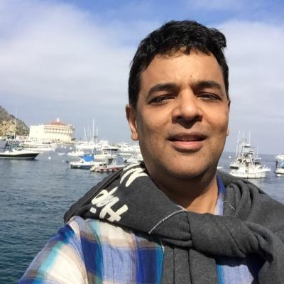 Ravi Narasimhan Social Profile