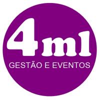 4ml Gestão e Eventos | Social Profile