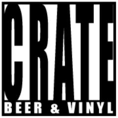 Crate Beer Vinyl