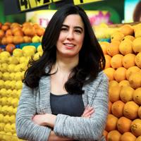 Roxanne Khamsi | Social Profile