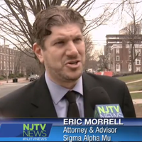 Eric B. Morrell   Social Profile