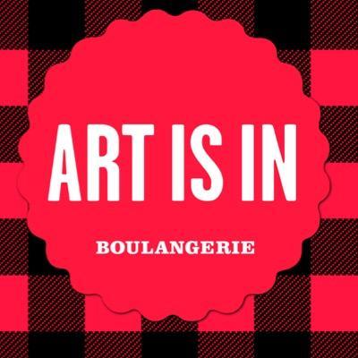 Art-is-in Bakery Social Profile