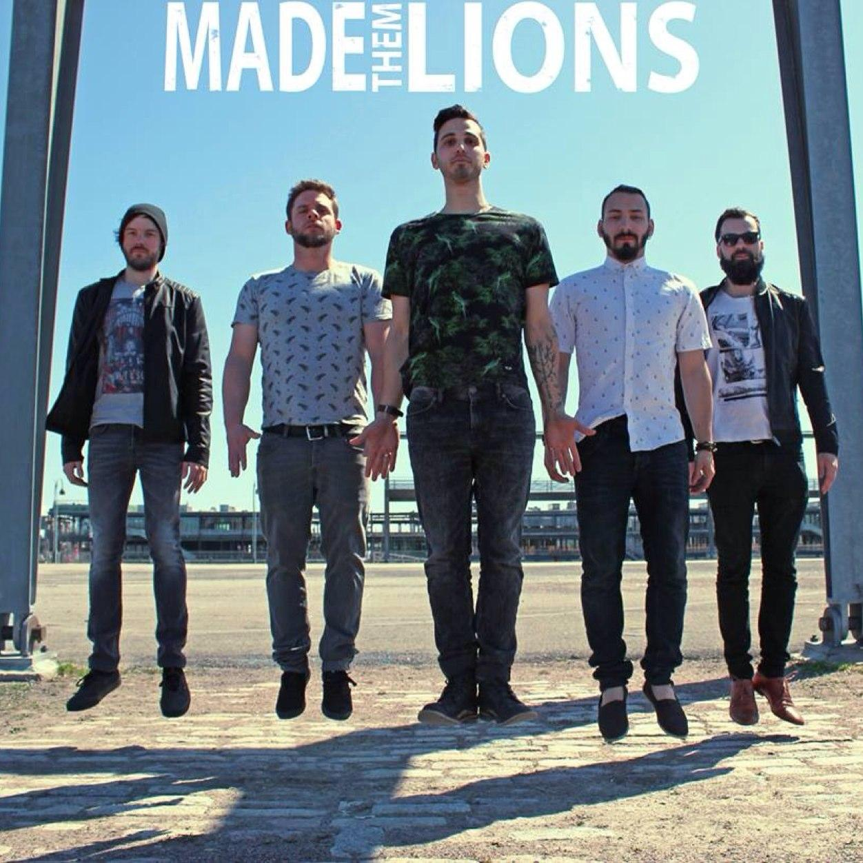 Made Them Lions Social Profile
