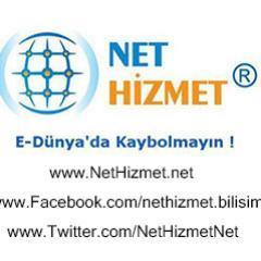 NetHizmet.net  Twitter Hesabı Profil Fotoğrafı