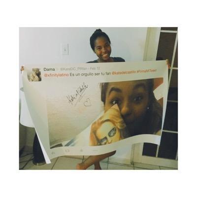 Dama•#YOconKATE | Social Profile