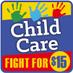 FightFor15 ChildCare