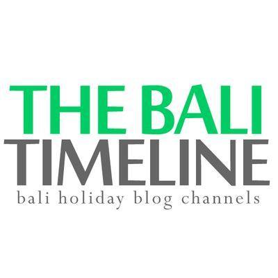 The Bali Timeline