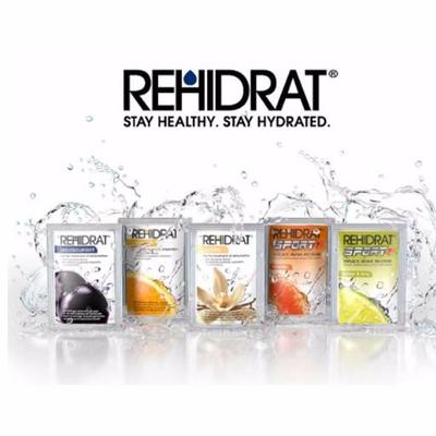 REHIDRAT® | Social Profile