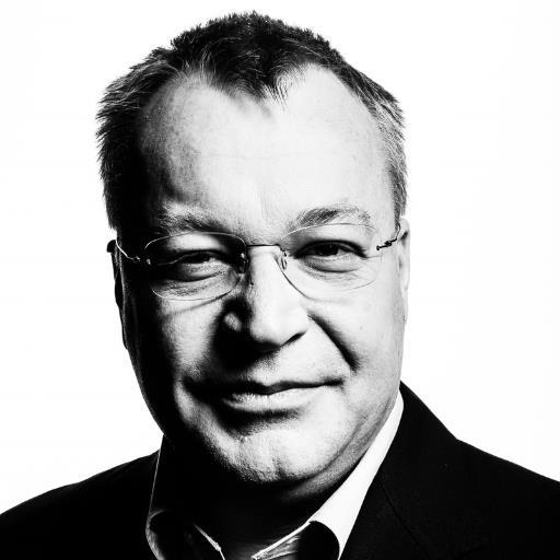 Stephen Elop Social Profile