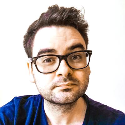 Greg Hughes | Social Profile