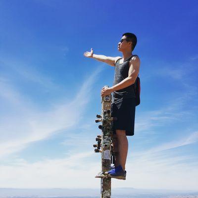 Andrew Xie Social Profile