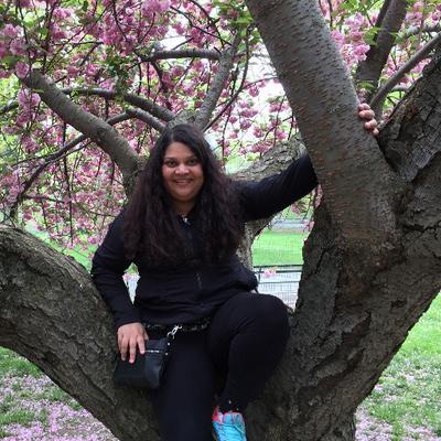 Rashmi G.   Social Profile