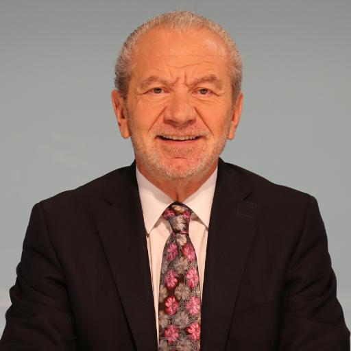 Lord Sugar Social Profile