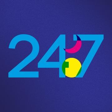 24:7 Theatre Social Profile