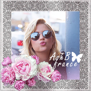 Ashley Benson France | Social Profile