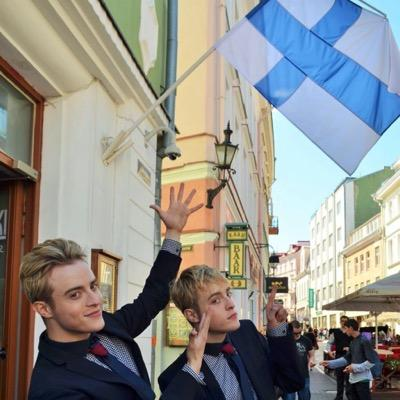 Finnish Jedward fans | Social Profile