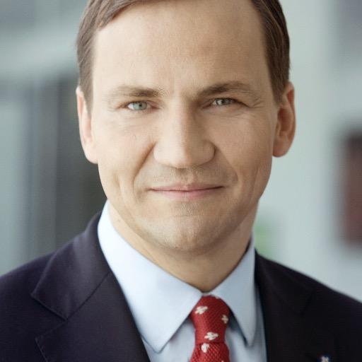 Radosław Sikorski 🇵🇱🇪🇺