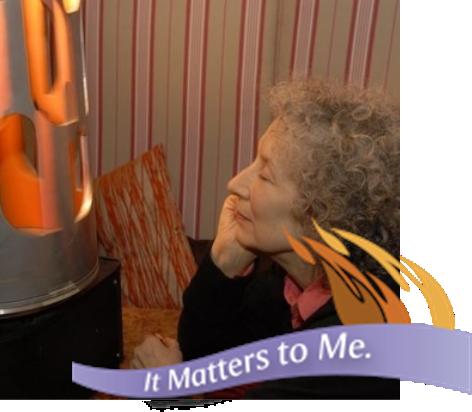 Margaret E. Atwood Social Profile