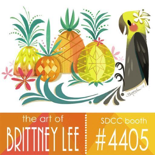 Brittney Lee Social Profile