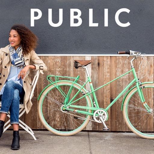 PUBLIC Bikes Social Profile