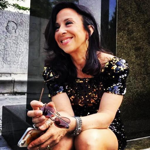 Maria Hinojosa Social Profile