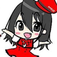 愛真田心@AMDを応援してるのです! | Social Profile