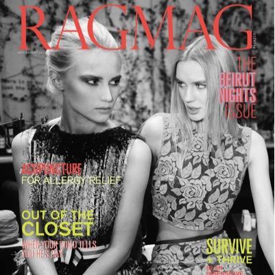 RAGMAG Magazine Social Profile