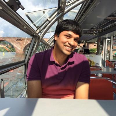 Kiran Kaja | Social Profile