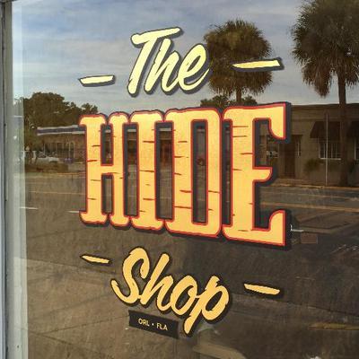 The Hide Shop | Social Profile