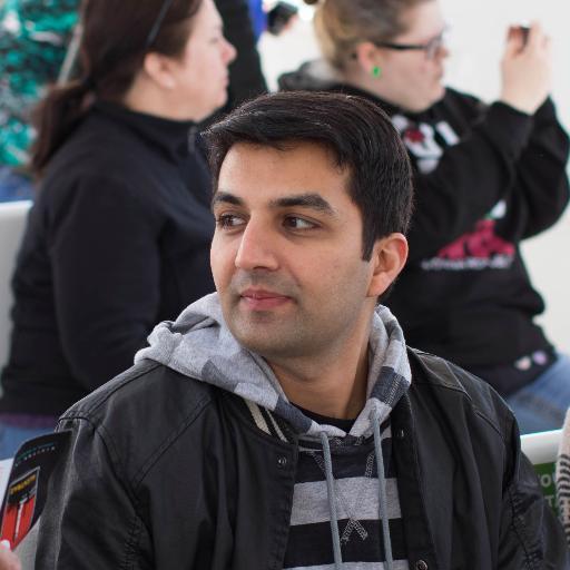 Jinen Kamdar Social Profile