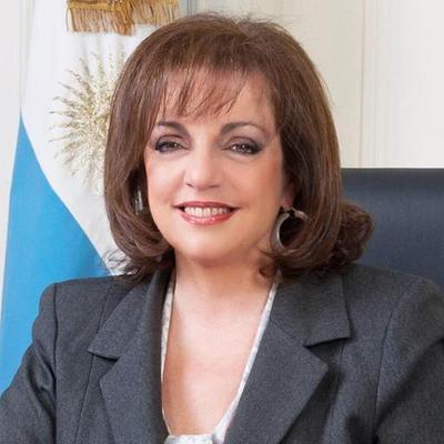 Nilda Garré | Social Profile
