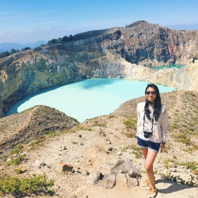 Ameilia Sinarta Social Profile