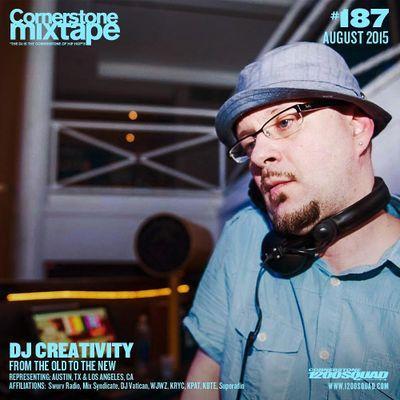DJ CREATIVITY™ Social Profile