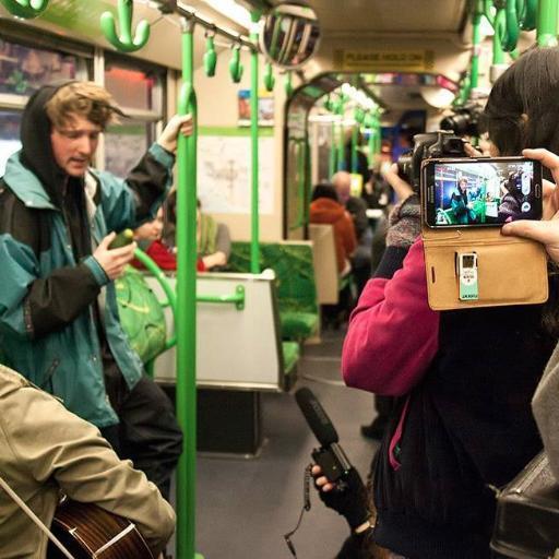 Tram Sessions Social Profile
