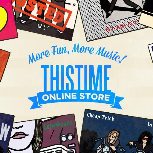 THISTIME OnlineStore Social Profile
