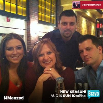 Manzo Family Fans Social Profile