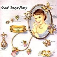 GRAND VINTAGE FINERY | Social Profile
