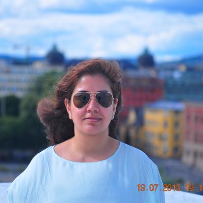 Amrita Kriplani | Social Profile