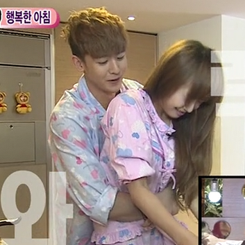 Khuntoria after wgm