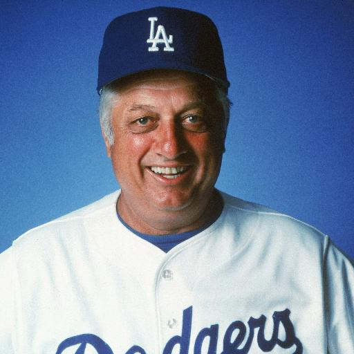 Tommy Lasorda Social Profile