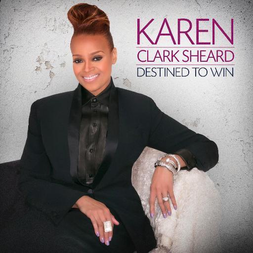 Karen Clark Sheard Social Profile
