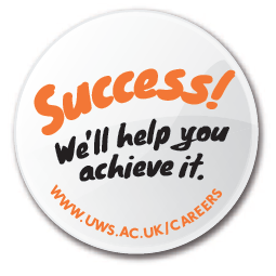 UWS Careers Service | Social Profile