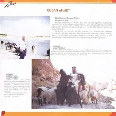 Çoban Ahmet Hasankey | Social Profile