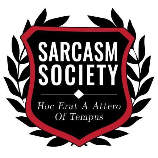 Sarcasm Society Social Profile