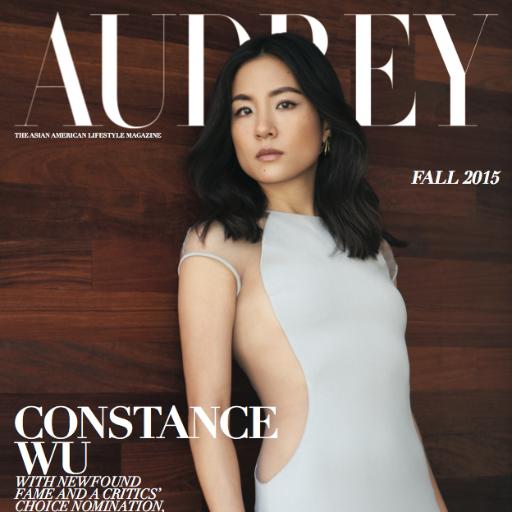 Audrey Magazine Social Profile