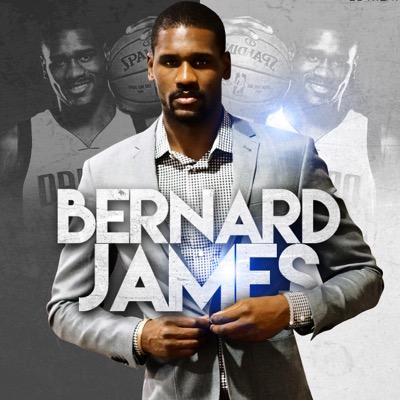 Bernard James Social Profile