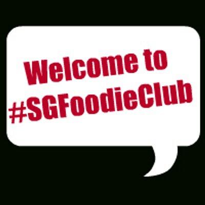 #SGFoodieClub   Social Profile